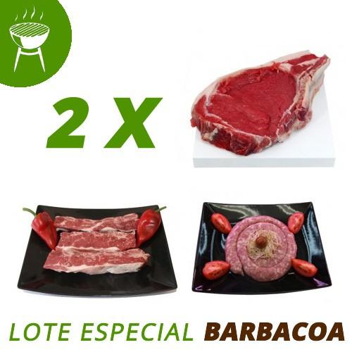 Lote Barbacoa Ecológica